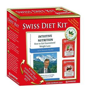 швейцарская диета