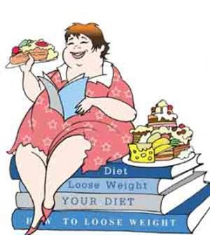 Вред от диеты