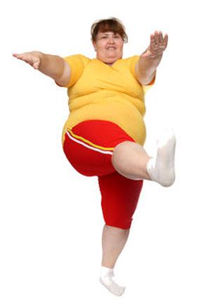Гимнастика при средней степени ожирения: рекомендуемые упражнения