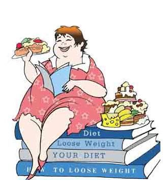 Питание при избыточном весе