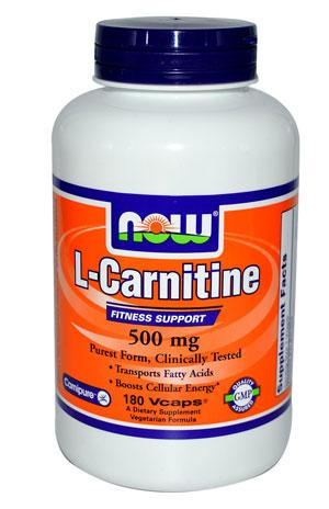 Что представляет из себя Л-карнитин